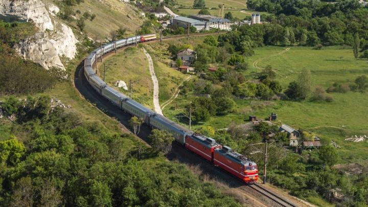 Поезда из Самары в Крым всё-таки пустят