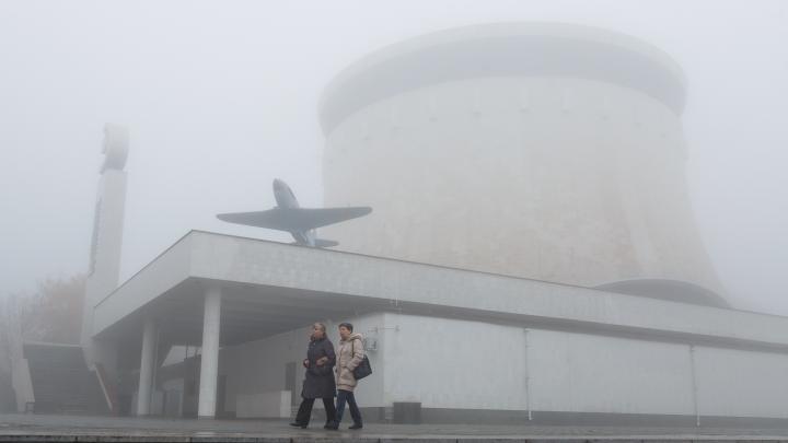 В Волгограде 10 марта обещают туман, сильный ветер и +15°С
