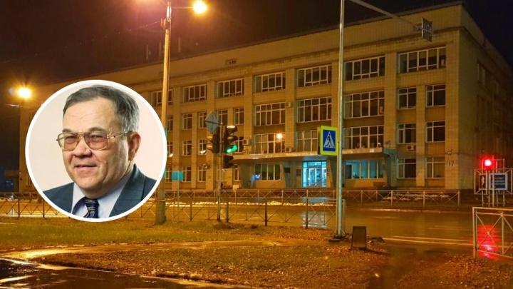 В Новосибирске скончался ученый-геолог и бывший председатель СО РАН