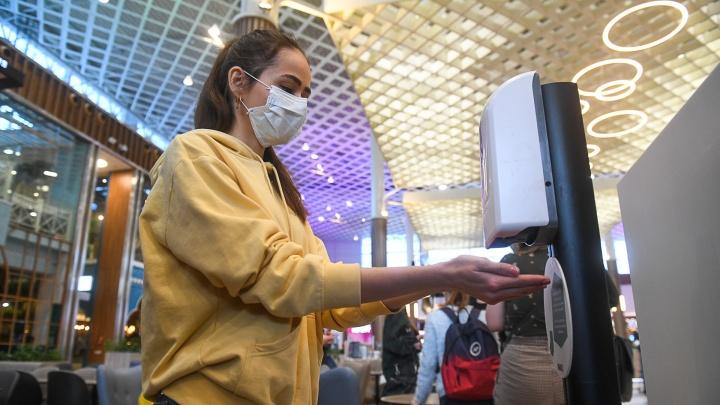 Четвертый антирекорд за неделю: в Свердловской области за сутки COVID-19 обнаружили у 385 человек