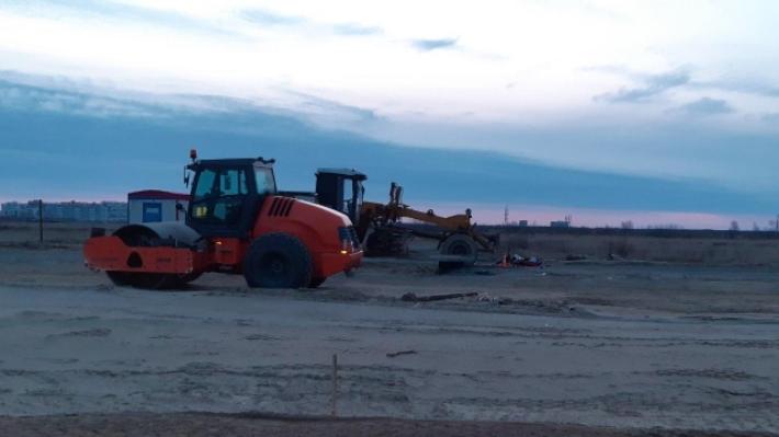В Северодвинске погиб мотоциклист, въехавший в автогрейдер
