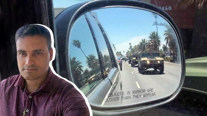 «Будто слушаем сводки информбюро в годы войны»: журналист Алексей Боровских о карантине в Калифорнии