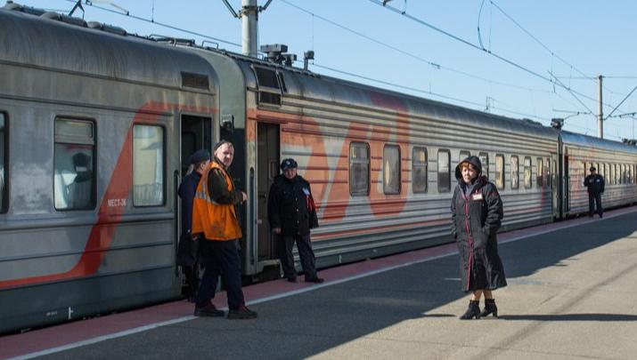 Из-за коронавируса отменяют поезд Москва — Рыбинск