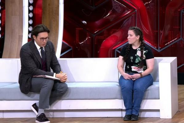 Андрей Малахов и Людмила Гусева