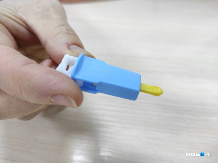 Скарификатор, которым удалось проколоть палец быстро и безболезненно