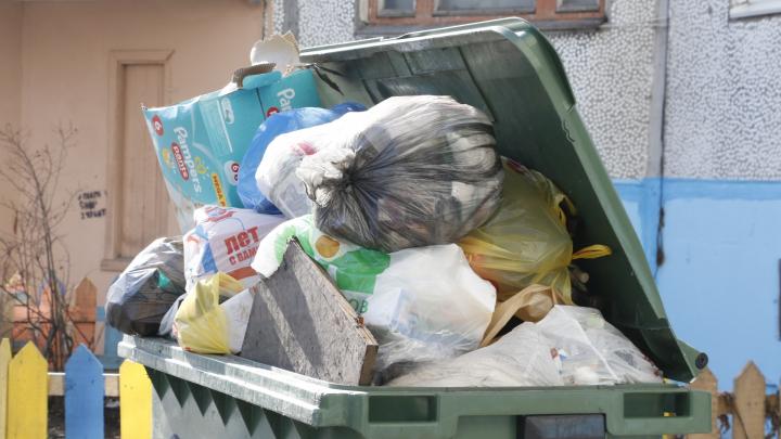 «Это не саботаж»: в Котласе и Котласском районе прекратили вывозить бытовой мусор