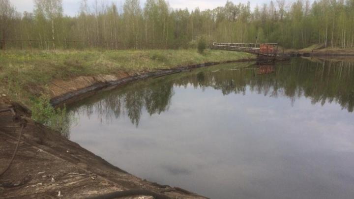 Опасные кислогудронные пруды проверили из-за разлива Волги: сколько осталось до критической отметки
