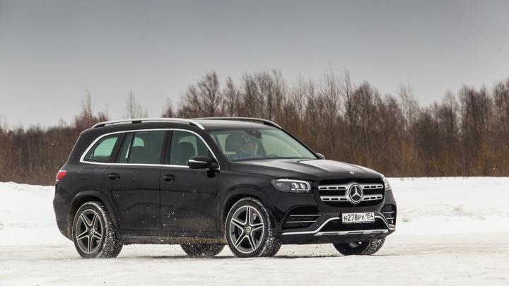 Хороший размерчик: чем самый огромный немецкий джип лучше «Лексусов», BMW и «Рендж Роверов»