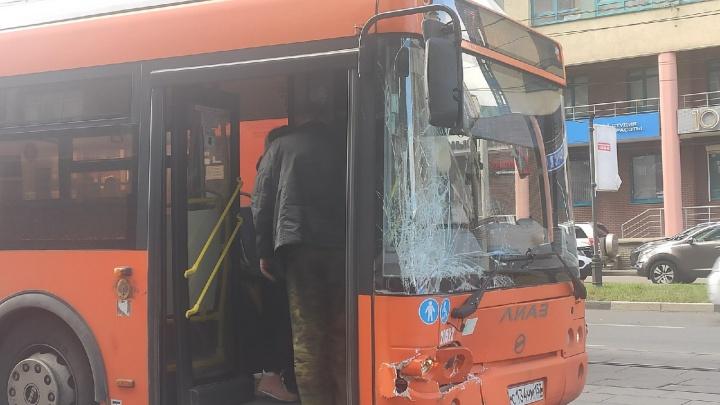 Из-за аварии встало нижегородское городское кольцо
