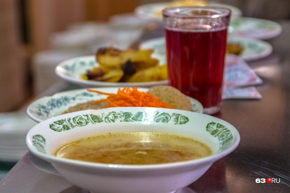 Следователи выяснили, что детей накормили некачественной едой