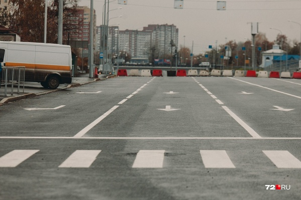 До середины августа автомобилистам придется объезжать перекрытый участок