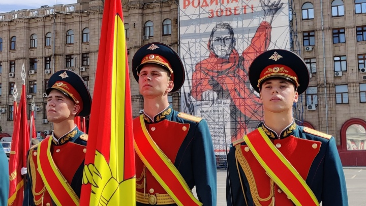 Депутаты, чиновники, священники: приглашенные господа собираются на закрытый парад Победы в Волгограде