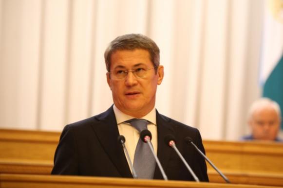 Радий Хабиров: «План выкупа акций БСК для республики уже не актуален»