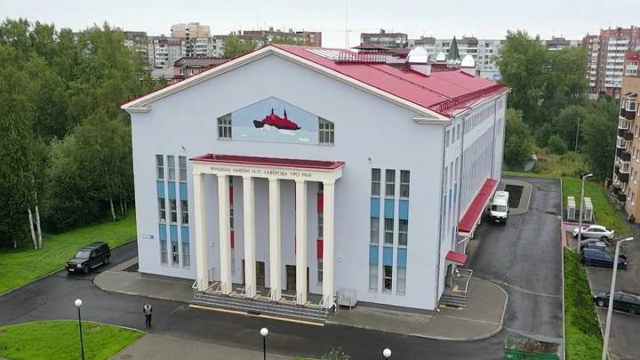 Комплекс Российской академии наук в Архангельске откроют в дни Ломоносовских чтений