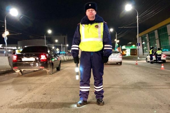 Проверки на дорогах будут вестись все праздничные выходные