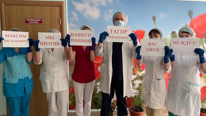 Медики психбольницы в Уфе увольняются из-за нового главврача: «Ему 34, он даже не работал никогда»