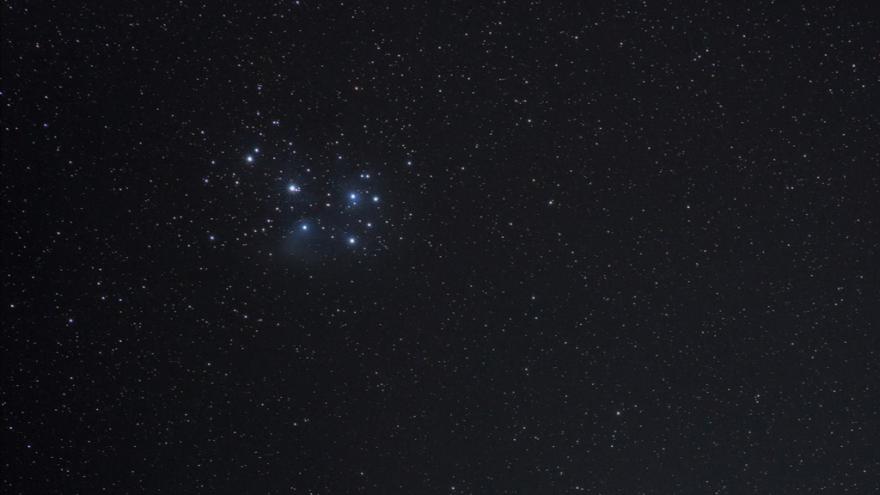 Романтика не выходя из дома: екатеринбуржцы увидят, как звезды соберутся в скоплении Плеяды