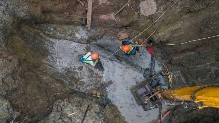 «Концессии» отчитались о ликвидации аварии на водоводе и увеличили плату за воду в Волгограде