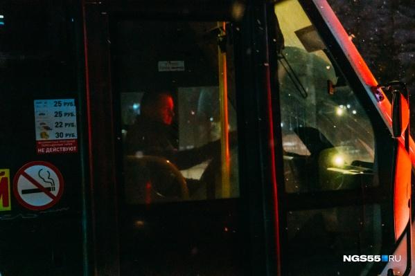Маршрут полностью дублировал схемы движения нескольких городских автобусов