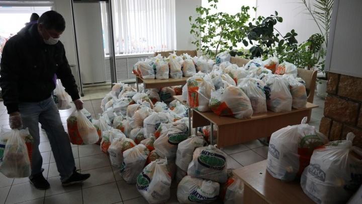 Власти Зауралья рассказали, кто может получить бесплатные продукты, обещанные Вадимом Шумковым