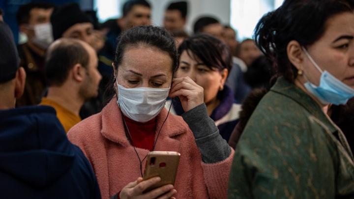 Власти Кузбасса продлили коронавирусные ограничения