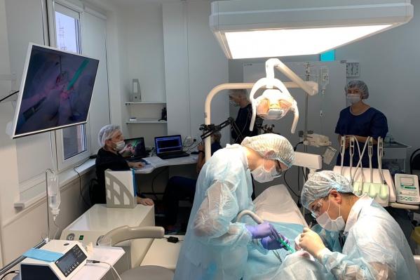 Самарская клиника изменила подход к восстановлению зубов