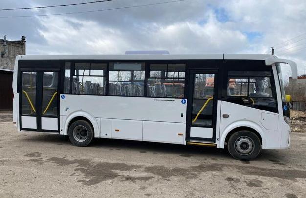 В сентябре на 44-м маршруте в Архангельске появится автобус новой модели от Павловского автозавода