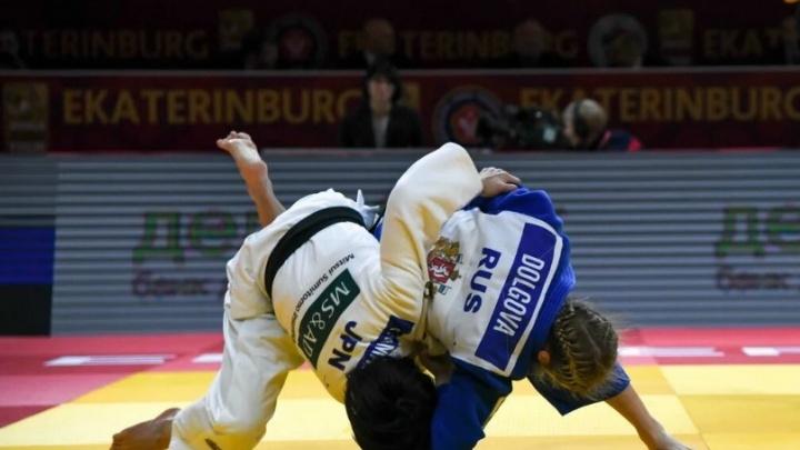 В Екатеринбурге из-за коронавируса отменили международный турнир по дзюдо