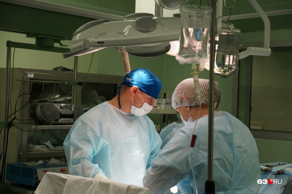 Первую помощь и операции будут проводить в других клиниках