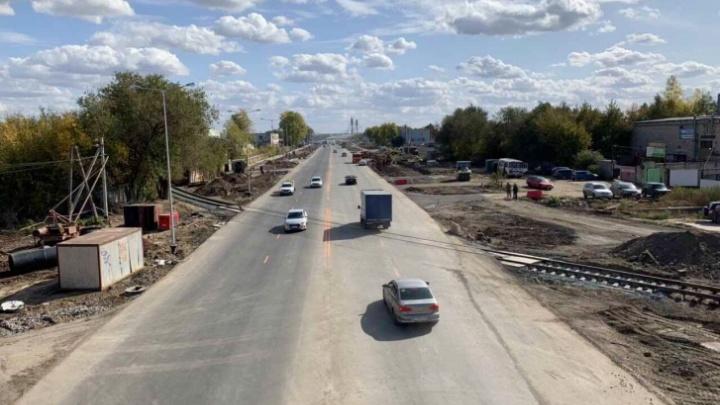 На проспекте Кирова ограничат движение из-за ремонта дороги около моста