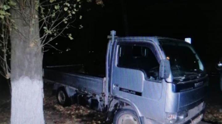 В Волгограде пьяный мужчина сжег грузовик своего отчима за отказ «поговорить»