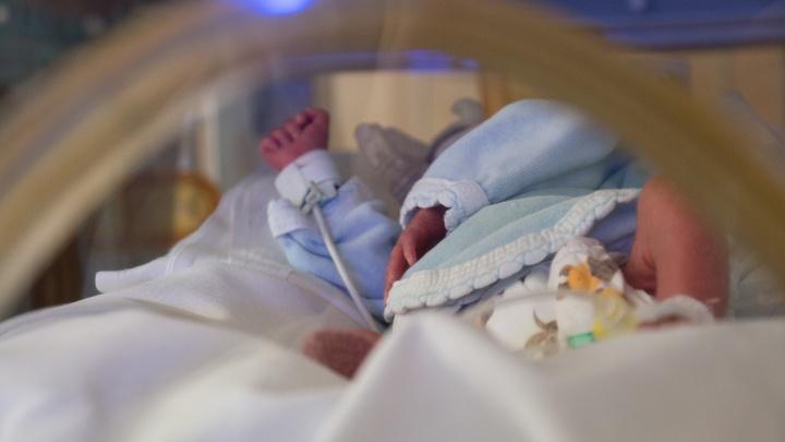 В Самарской области COVID переболел месячный малыш