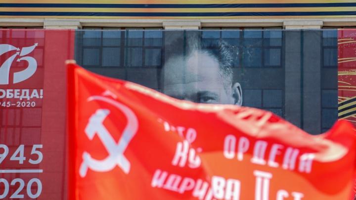 Танки в городе: как Уфа готовится к празднованию 75-летия Победы