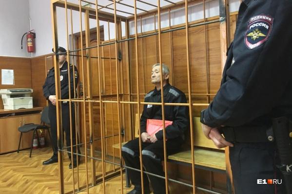 Амангельды Жангаулов в Верх-Исетском районном суде