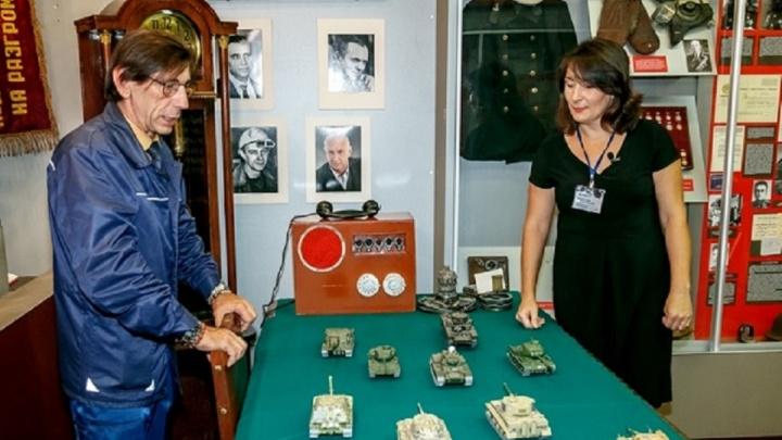 В Магнитке появились танки времён Второй мировой войны: музей ММК пополнили новыми экспонатами