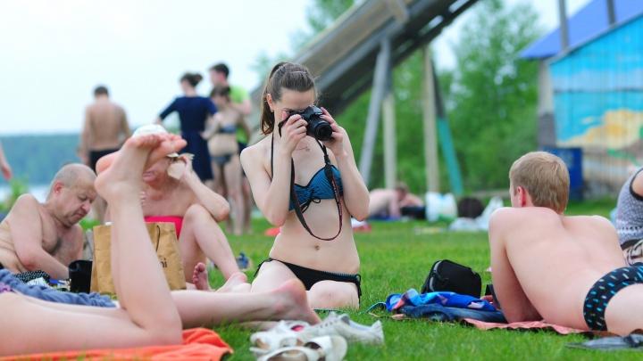 Роспотребнадзор забраковал последнее место в Екатеринбурге, где можно было купаться