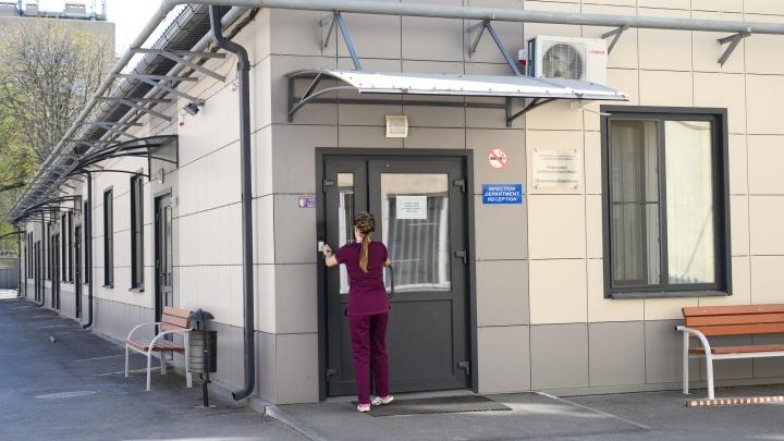 Названы города Ростовской области, в которых обнаружили новые случаи коронавируса