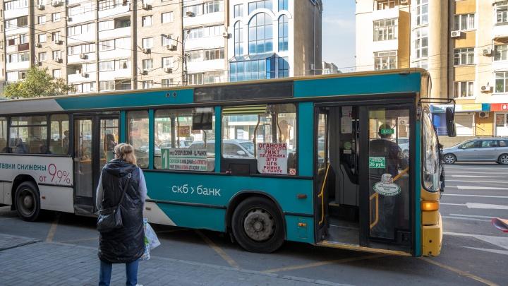 Три автобусных маршрута до Суворовского снова остались без перевозчика