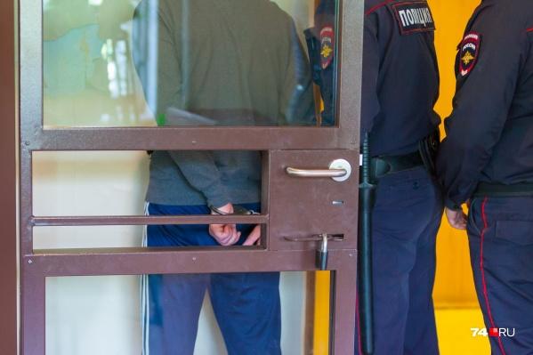 Подозреваемого собираются заключить под стражу