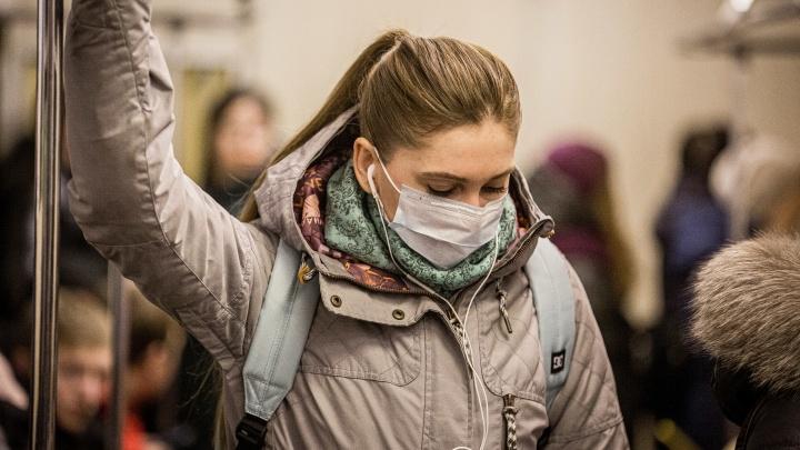 2ГИС показал, как может разойтись коронавирус по Новосибирску, если не будет карантина — кадры впечатляют