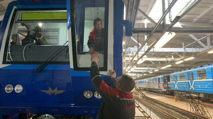 До конца года в самарском метро отремонтируют 12 вагонов