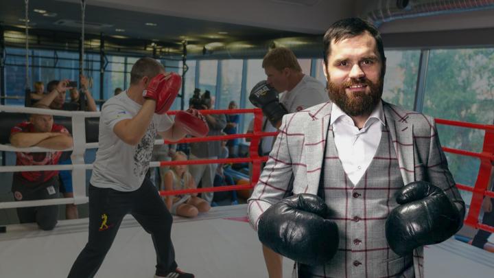 Прямой эфир: как архангелогородец перевел свою спортшколу в онлайн и зачем обратился к Цыбульскому