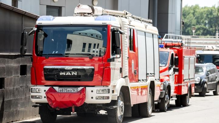 В Ростовской области ребенок сгорел в припаркованном автомобиле