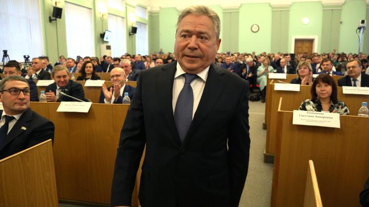 Бывший мэр Уфы Ирек Ялалов высказался о смерти мэра города Ульфата Мустафина