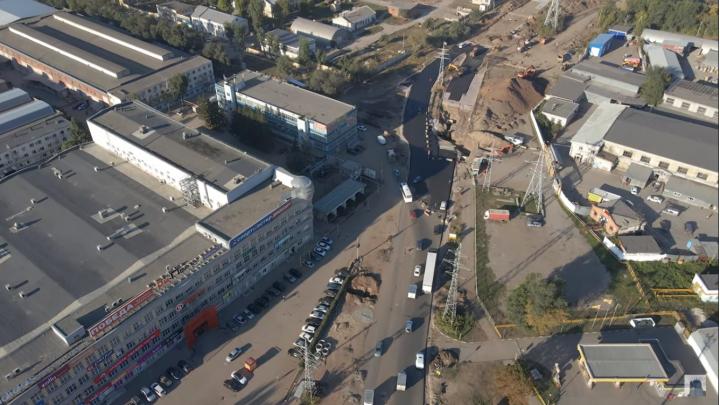 Стало известно, почему сдвинулись сроки пуска машин по Мальцева и Заводскому шоссе