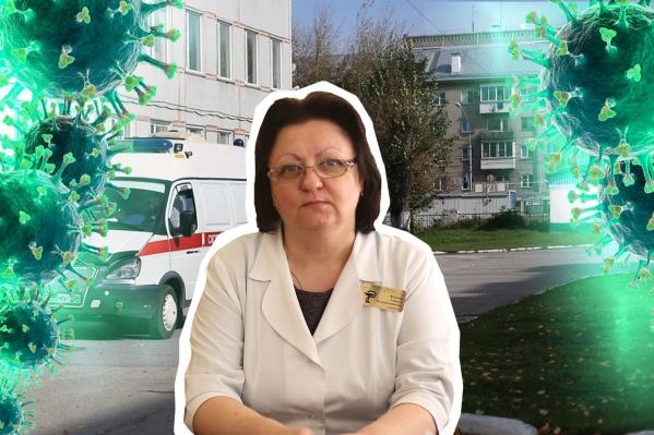 Лариса Федина не боялась заразиться коронавирусом, но как только заболела, то сразу же догадалась об этом