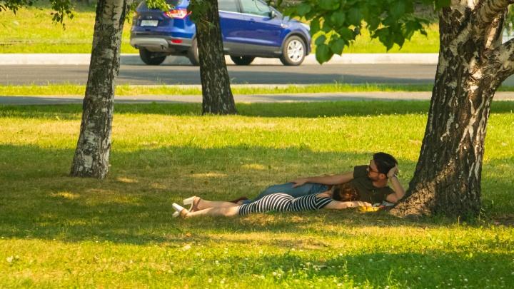Вернется ли в Прикамье теплая погода? Отвечают в ГИС-центре