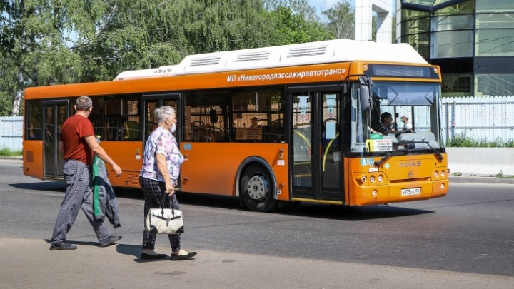 Нижегородцы попросили власти продлить автобусный маршрут А7