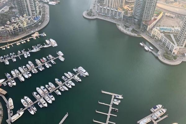 Дубай — жемчужина Ближнего Востока