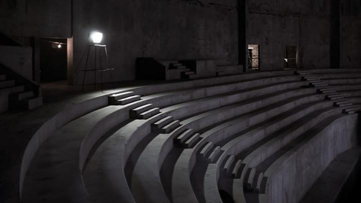 Трибуны и зал для кёрлинга: показываем новый Дворец спорта на Молодогвардейской изнутри